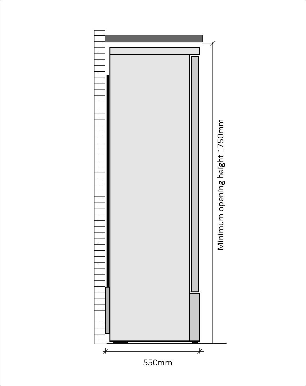 Ventilation drawing